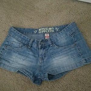 Mossimo Supply shorts.